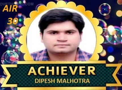 UPSC Maths Optional Toppers(Rankers)for IAS, IFoS(IFS)